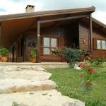627 casa pre fabricada em madeira 150x150 Fotos de Casas