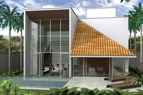 Fotos de casas for Casas futuristas
