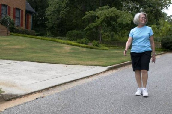 627495 Após os 50 anos a mulher deve praticar exercicios físicos. Foto divulgação Cuidados de saúde para a mulher aos 50 anos