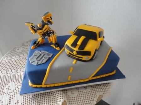 627839 Decoração de festa infantil Transformers 3 Decoração de festa infantil Transformers