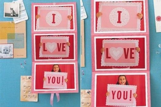 Cartão de amor dia dos namorados