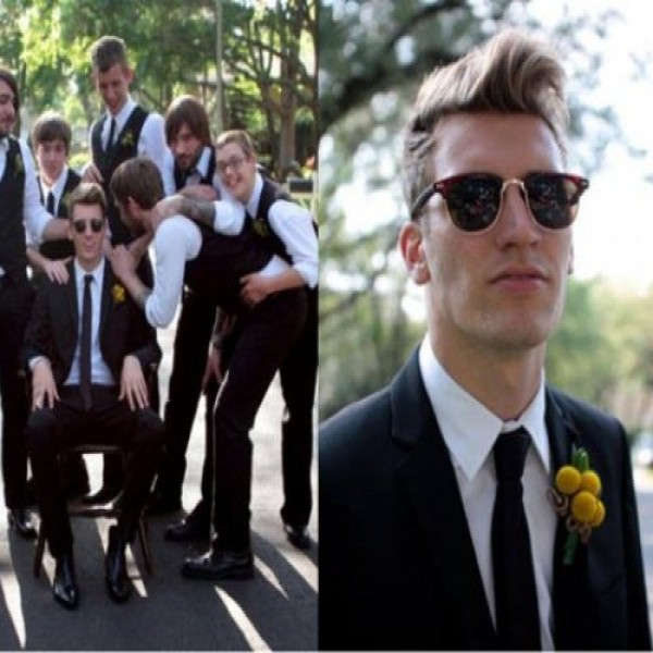 629771 Ternos e gravatas para noivos tendências.1 600x600 Ternos e gravatas para noivos: tendências