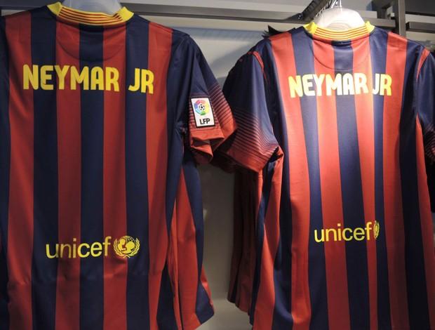 629978 Camiseta do Barcelona do Neymar preços2 Camiseta do Barcelona do Neymar, preços