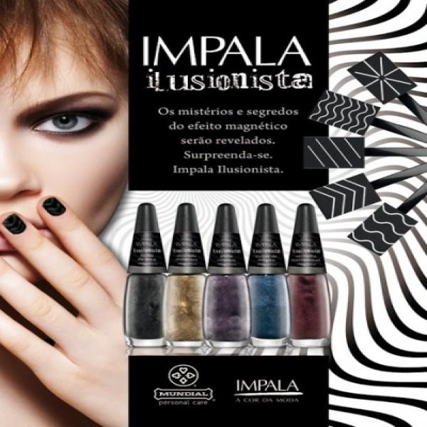 631497 Coleção de esmaltes Ilusionista Impala cores preços.1 600x600 Coleção de esmaltes Ilusionista Impala: cores, preços