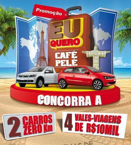 632082 promocao eu quero cafe pele 1 Promoção Eu Quero Café Pelé