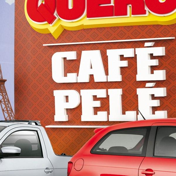 632082 promocao eu quero cafe pele 2 Promoção Eu Quero Café Pelé