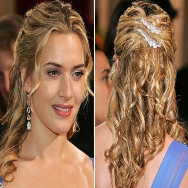 633041 Penteados para cabelos cacheados e curtos.2 600x600 Penteados para cabelos cacheados e curtos