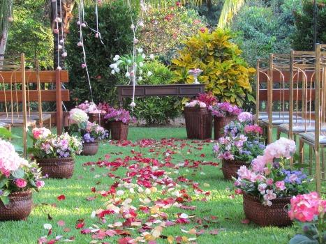 633216 Decoração de casamento em casa dicas fotos 9 Decoração de casamento em casa dicas, fotos