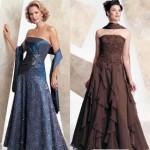 63344 modelos com babados e enxarpes 150x150 Fotos De Vestidos De Madrinha de Casamento