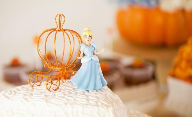633992 Decoração de festa de aniversário com tema Cinderela 2 Decoração de festa de aniversário com tema Cinderela