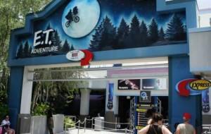 Principais atrações do Universal Studios em Orlando.1