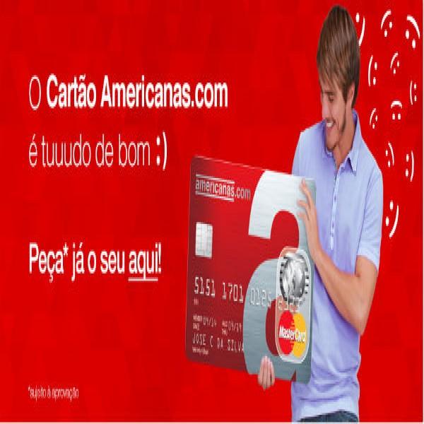 63548 cartao lojas americanas descontos 600x600 Cartão Lojas Americanas
