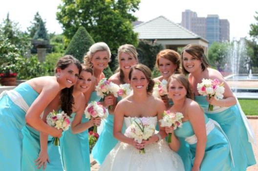 636443 Damas de honra adultas dicas de vestidos fotos 9 Damas de honra adultas: dicas de vestidos, fotos