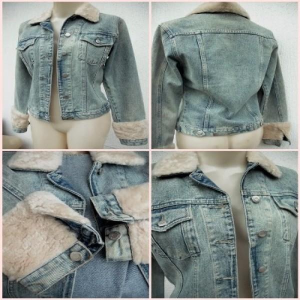 636562 Como customizar jaquetas jeans dicas fotos.1 600x600 Como customizar jaquetas jeans: dicas, fotos