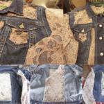636562 Como customizar jaquetas jeans dicas fotos.4 150x150 Como customizar jaquetas jeans: dicas, fotos