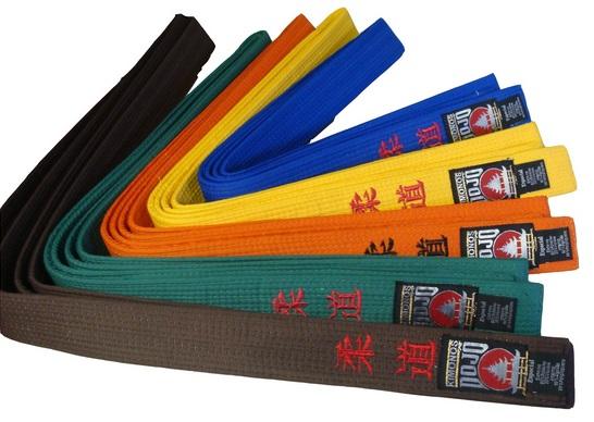 636593 Faixas do judô cores quais são 3 Faixas do judô: cores, quais são