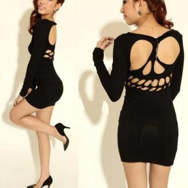 636617 Como customizar vestido preto dicas fotos.1 600x600 Como customizar vestido preto: dicas, fotos