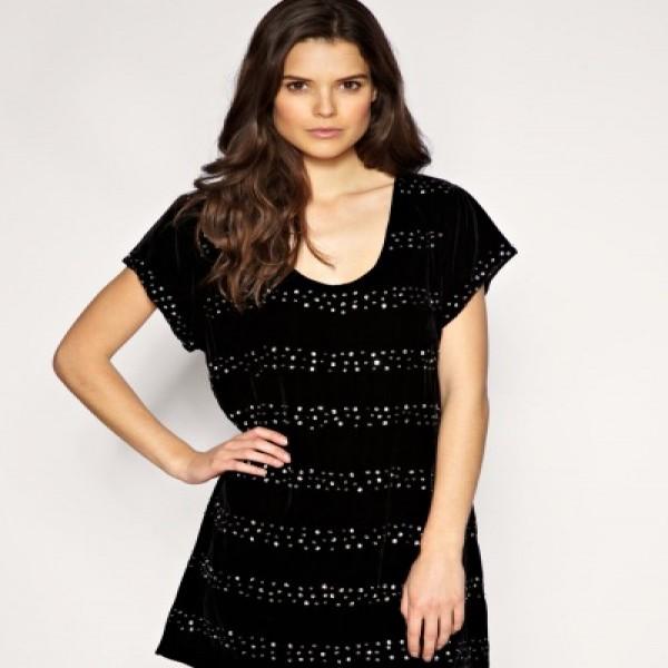 636617 Como customizar vestido preto dicas fotos.3 600x600 Como customizar vestido preto: dicas, fotos