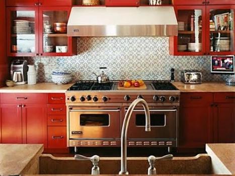 639991 Cozinha com móveis antigos dicas fotos 11 Cozinha com móveis antigos: dicas, fotos