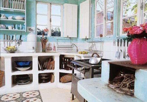 639991 Cozinha com móveis antigos dicas fotos Cozinha com móveis antigos: dicas, fotos
