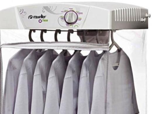 640311 Existem vários modelos de secadoras de roupas. Foto divulgação Secadora de roupas suspensa: preços, modelo, onde comprar