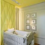 640321 Escolha um cantinho para o bebê e pinte a parede. Foto divulgação 150x150 Quarto de casal com quarto de bebê: dicas para organizar, fotos