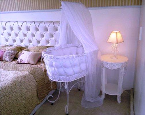 640321 Vários modelos de decoração podem ser feitos. Foto divulgação Quarto de casal com quarto de bebê: dicas para organizar, fotos
