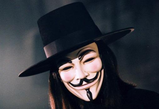 640401 Máscara Guy Fawkes V de Vingança o que significa 2 Máscara Guy Fawkes V de Vingança: o que significa
