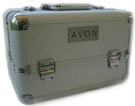 640410 Maleta de Maquiagem Avon completa Esquadrão da Moda Maleta de Maquiagem Avon completa Esquadrão da Moda