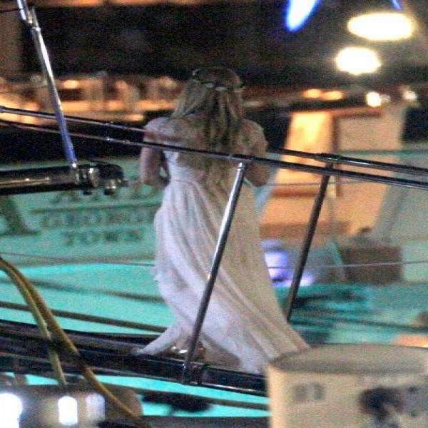 640475 Vestido de casamento da Avril Lavigne.2 600x600 Vestido de casamento da Avril Lavigne: fotos