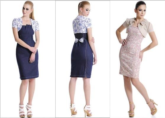 641176 Os vestidos estampados são delicados e belíssimos. Dicas de moda evangélica para jovens