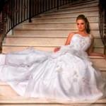 641563 Escolha os modelos de vestido que mais lhe agrada. Foto divulgação 150x150 Vestido de noiva tipo princesa: dicas, fotos