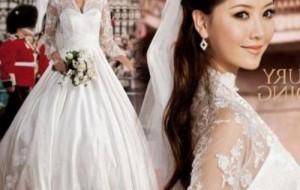 Vestido de noiva tipo princesa: dicas, fotos