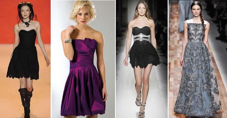 641653 Vestidos de festa 2014 Tendências 3 Vestidos de festa 2014: Tendências