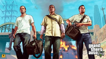Novo trailer do GTA 5