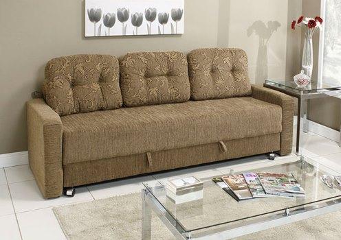 Sof cama 3 lugares modelos pre os for Sofas articulados modelos