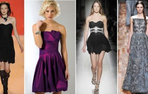Vestidos de festa 2014: Tendências