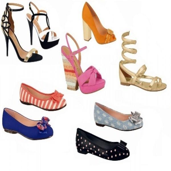 642221 Lançamentos de calçados femininos verão 2014.3 600x600 Lançamentos de calçados femininos verão 2014