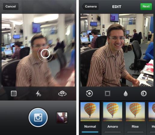 642333 Com o recurso tilt shift é possível borrar algumas áreas da imagem. Como tirar boas fotos para o Instagram