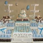 642607 Os tons pastéis são exigência do estilo provençal. 150x150 Decoração de batizado provençal: dicas, fotos