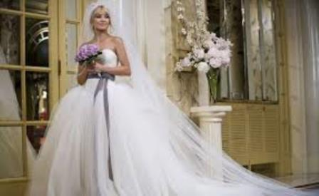 643263 A escolha pelo vestido ideal dependerá da cerimônia e do horário do casamento. Foto divulgação Vestidos de noiva para evangélicas: dicas, fotos