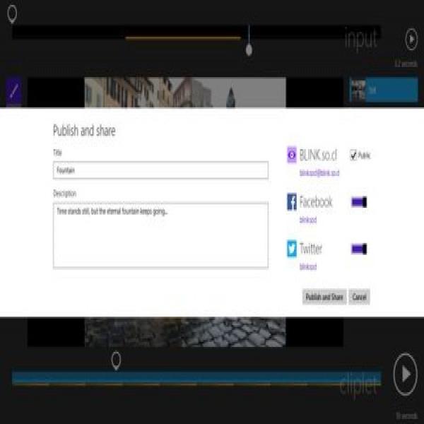 643333 blink cliplets app para criar gifs 3 600x600 BLINK Cliplets: app para criar gifs