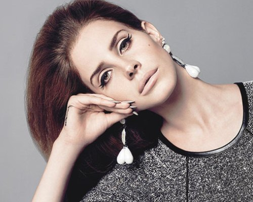 Show de Lana Del Rey no Brasil 2013