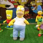 643875 Quem não tiver tempo pode comprar tudo que for necessário lojas específicas. 150x150 Decoração de aniversário tema Os Simpsons: fotos, dicas
