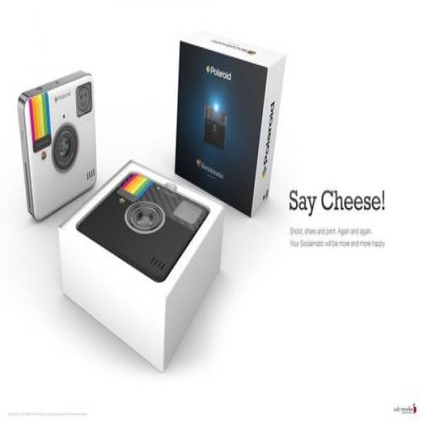 643937 socialmatic camera que mistura instagram e polaroid preco 1 600x600 Socialmatic: câmera que mistura Instagram e polaroid, preço