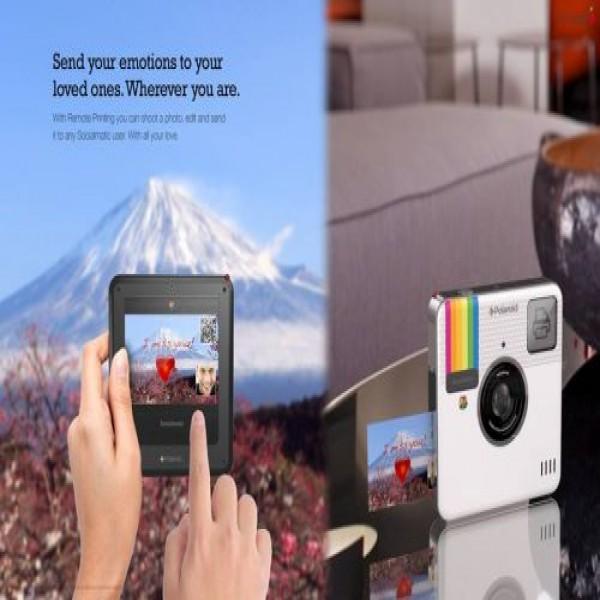 643937 socialmatic camera que mistura instagram e polaroid preco 2 600x600 Socialmatic: câmera que mistura Instagram e polaroid, preço