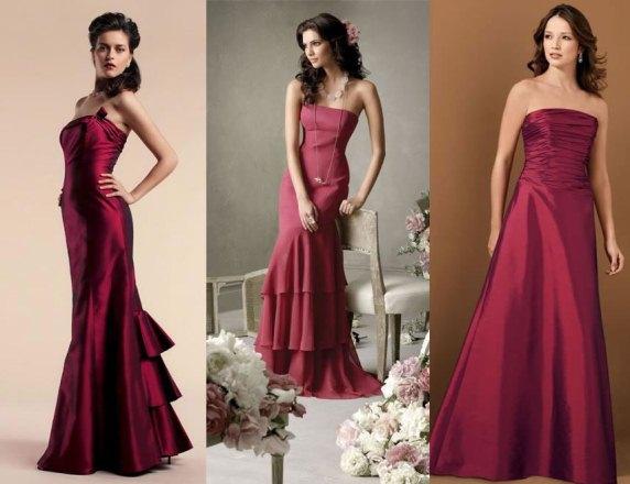 644420 Os vestidos podem ser usados em vários modelos. Foto divulgação Cores de vestido para madrinhas de casamento: dicas