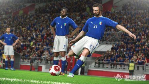Pro Evolution Soccer 2014: data de lançamento, informações