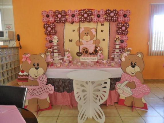 Chá de bebê de gêmeos: ideias para decorar
