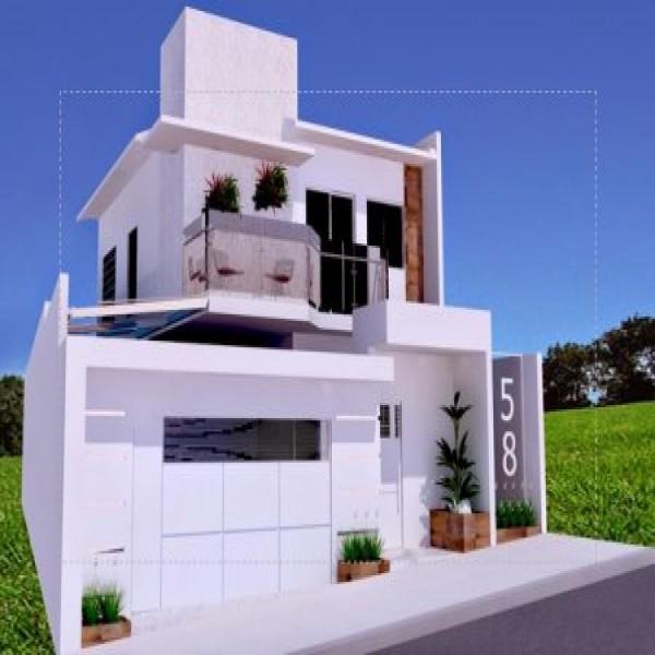 64529 fachadas de muros residenciais 6 600x600 Fachadas De Muros Residenciais